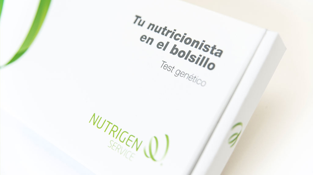 Nutrigen Packaging